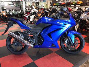 2009 KAWASAKI 250R MOTORCYCLE * 1 Owner! * Low Miles! for Sale in Boca Raton, FL