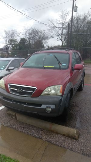 Kia Sorento 2003 for Sale in Dallas, TX