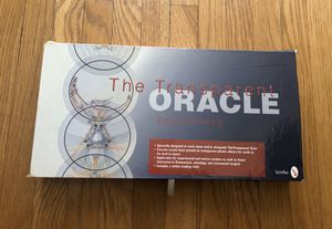 The Transparent Oracle (with cards) for Sale in Los Angeles, CA