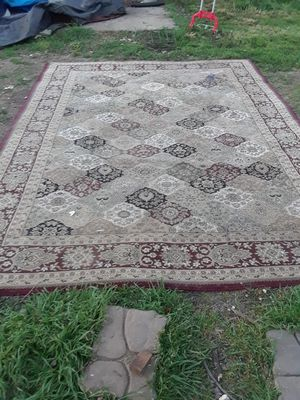 61/2 ft. Area Rug $25.00 cash only (serious buyers) for Sale in Dallas, TX