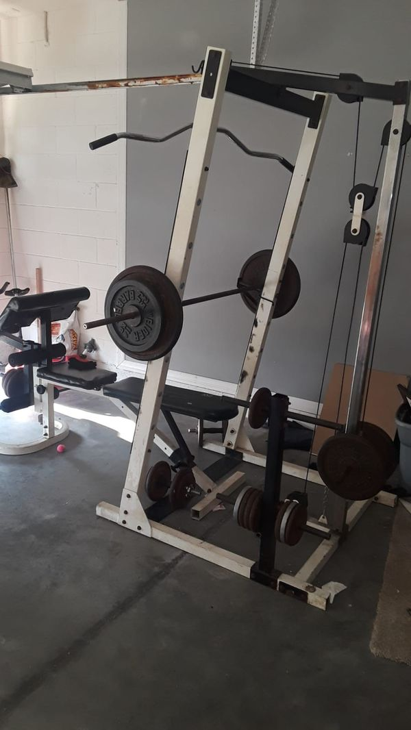 Total complete gym