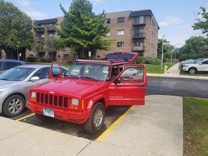 1998 jeep xj for Sale in Addison, IL