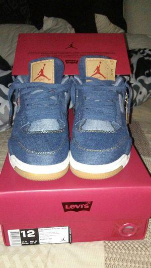Jordan 4 levi size 12 for Sale in West Palm Beach, FL
