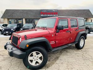 2013 Jeep Wrangler Unlimited for Sale in Plainfield, IL