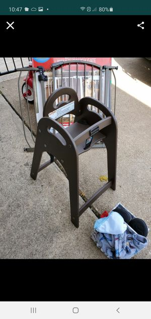 Kids high chair for Sale in Carrollton, TX