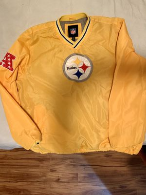 XL Steelers Rain Jacket for Sale in Washington, DC