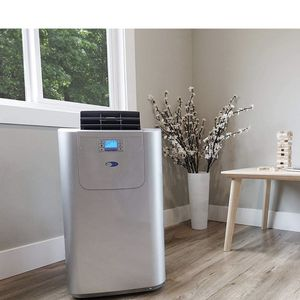 Whynter Elite ARC-122DS 12,000 BTU Dual Hose Portable Air Conditioner, Dehumidifier, Fan with Activated Carbon Filter Plus Storage Bag for Rooms up to for Sale in Lemont, IL
