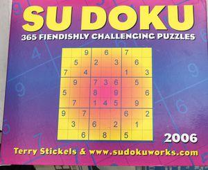 Fun SU Doku puzzle game for Sale in Chicago, IL