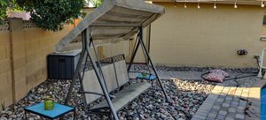 3 Person Patio Swing for Sale in Phoenix, AZ