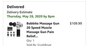 Massage Gun. New for Sale in Queens, NY