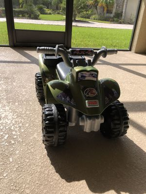 Power Wheels Lil' Quad - Electric Bike for Sale in Tampa, FL
