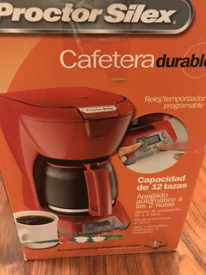 Coffeemaker for Sale in Sully Station, VA