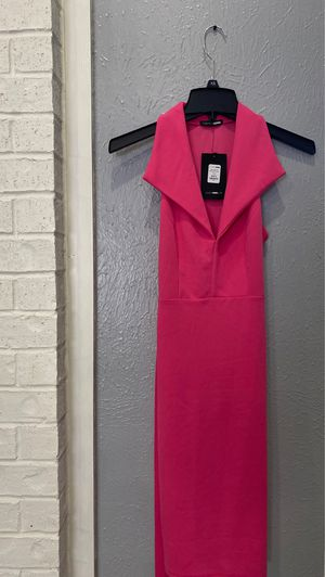 Hot pink FN dress for Sale in DeSoto, TX