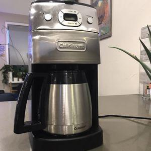 Coffee Maker WITH GRINDER for Sale in Denver, CO