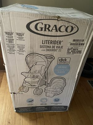 Graco stroller/car seat combo for Sale in Cleveland, OH