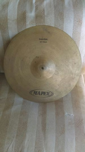 "Mapex 18"" Crash / Ride Cymbal - Good Condition for Sale in Phoenix, AZ"