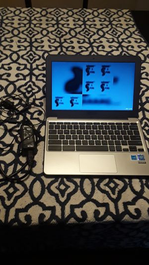 Asus Chromebook Laptop w/charger for Sale in Jenks, OK