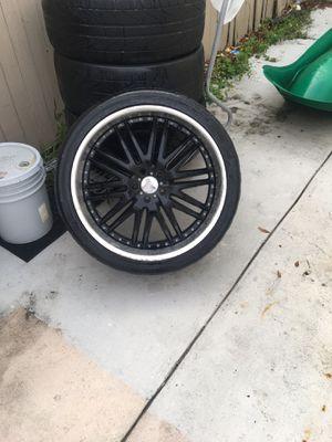 22 in rims for Sale in Orlando, FL