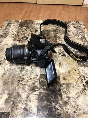 Nikon D5100 for Sale in Shoreline, WA