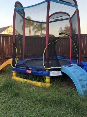 Little tikes kids trampoline for Sale in Covina, CA