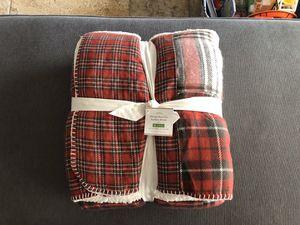 Sherpa Throw Blanket for Sale in Phoenix, AZ