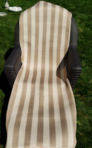 Outdoor Lounge Chair Cushion for Sale in MI, US