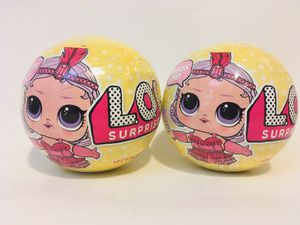 2 new lol surprise dolls for Sale in Rockport, IN