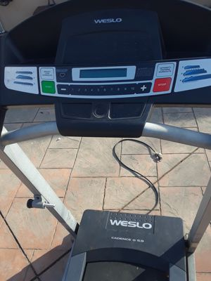 Weslo treadmill for Sale in San Jose, CA