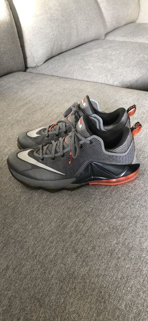 Nike LeBron 12 Low - Size 11.5 for Sale in San Diego, CA