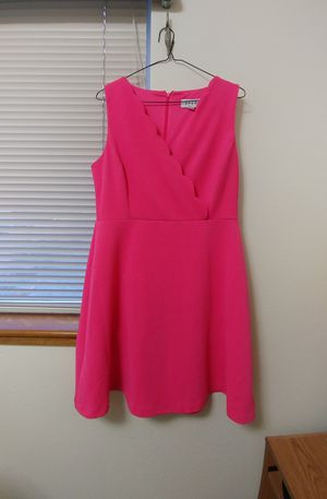 Like new pink dress size 10. for Sale in Marysville, WA