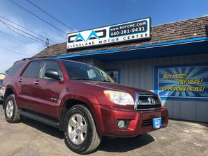 2008 TOYOTA 4RUNNER for Sale in Elyria, OH