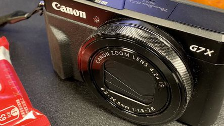 Canon PowerShot G7 X Mark II for Sale in Orlando,  FL