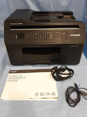 Lexmark OfficeEdge Pro4000 All-In-One Printer for Sale in Milton, WA