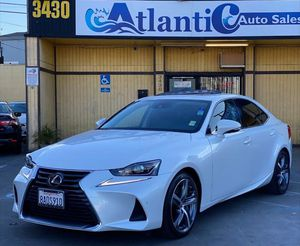 2017 Lexus Is for Sale in Sacramento, CA