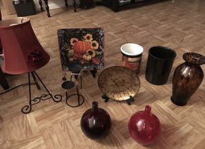 Living room decor for Sale in Irving, TX