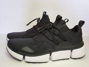 Nike Men's 898033 001 Pocketknife Black White Sneakers Size 11.5 US for Sale in Los Angeles, CA