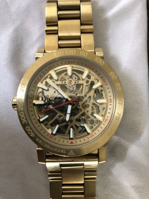 MICHAEL KORS Halo Skeleton Dial Automatic Men's Watch MK9035 for Sale for sale  New York, NY