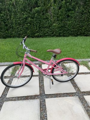 "24"" Schwinn Salina Girls' Bike, Pink for Sale in Coral Gables, FL"