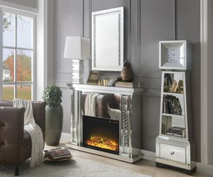 Fireplace & Accent Mirror for Sale in The Bronx, NY