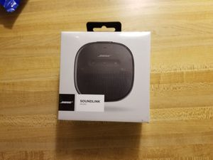bose soundlink micro brand new sealed in box for Sale in Lakewood, CA