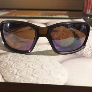 Oakley Straightlink Brown Sunglasses Prizm Polarized Lens. MPN: OO9331-06 for Sale in Forest Park, GA
