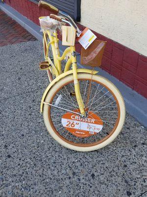 """Bike cruiser wheel zize 26"""" Rider height 5.6 to 5.10 for Sale in Pennsauken Township, NJ"""