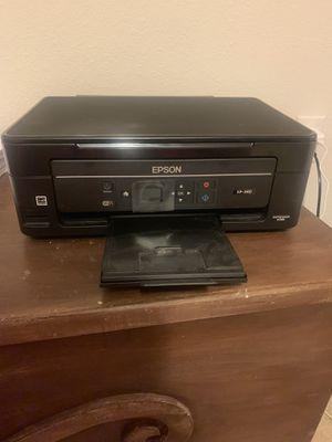 Epson wireless printer for Sale in Greensboro, NC