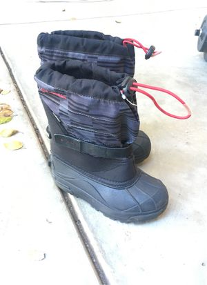 Columbia kids snow boots for Sale in San Jose, CA