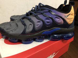 Nike Vapormax Plus Size 10 Men's for Sale in West Palm Beach, FL