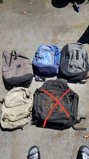 BACKPACKS for Sale in Woodway, WA