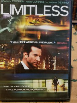 Limitless DVD for Sale in Kemah,  TX