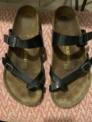 Size 10 Women's Birkenstock's for Sale in Los Angeles, CA