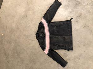 Detour Motorcycle Gear leather jacket XL kids for Sale in Buckley, WA
