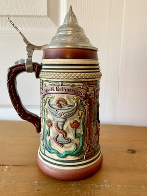 Authentic German University Beer Mug resembles Harry Potter for Sale in Washington, DC